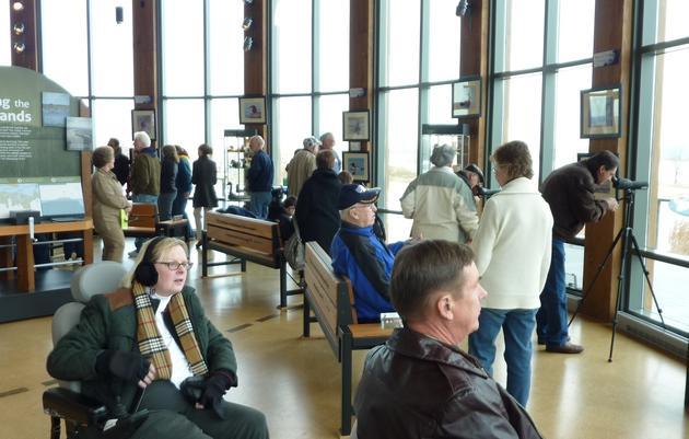 Volunteer at The Audubon Center at Riverlands!