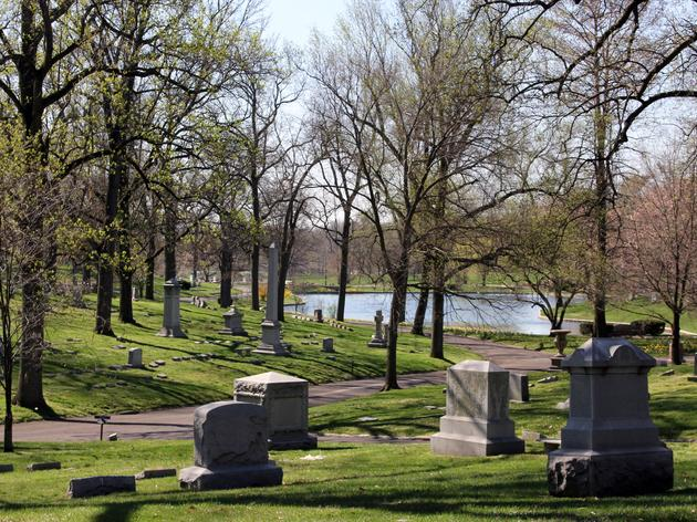 Urban Conservation: Bellefontaine Cemetery